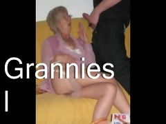 grannies loves to engulf young rods
