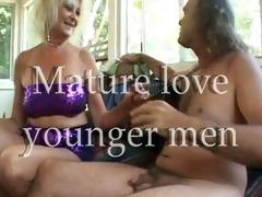 aged loves younger men