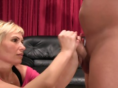 grae d like to fuck knob massage - warming up