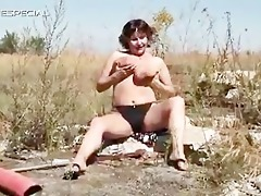 concupiscent d like to fuck gets her curly muf