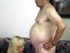 older amateur fucks lucky bulky fellow