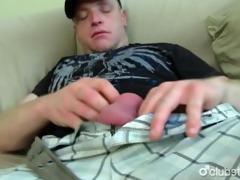 chunky str damien masturbating