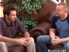 brothers sexy boyfriend gets pecker sucked part6