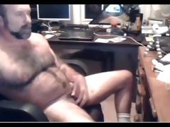 unshaved verbal hot dad moanin strokin cummin