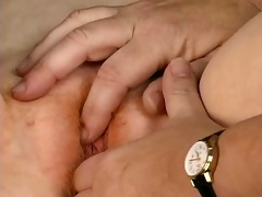 chubby hairy cunted redhead kirsten gets off on