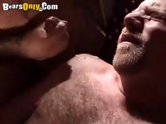 skinhead dad cums a lot