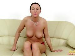 dominatrix-bitch masturbation instructs you