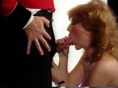 mature redhead sucks and fucks young guy -