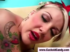 candy monroe takes interracial dick doggy style