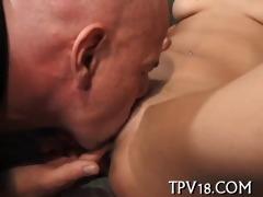chap drills sex appeal cutie