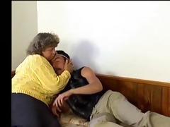 giant tit granny fucked