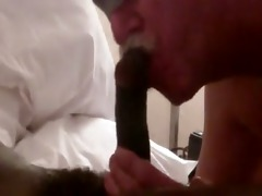 nyc bbc gets sucked by daddy