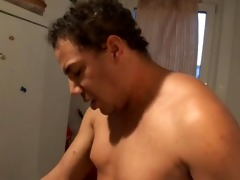 youthful man tasty pussy of a aged german lady