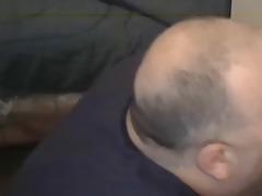 dad sucking twink at gloryhole