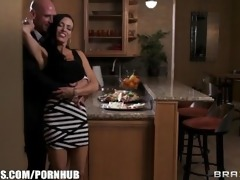 johnny sins receives his bday desire with two