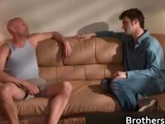brothers sexy boyfriend gets cock sucked part6