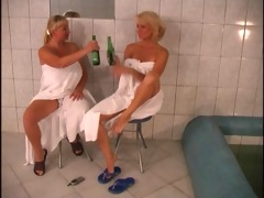russian mom 22 blond older with a young stud