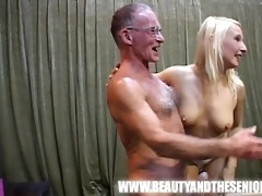 horny old and juvenile groupsex party
