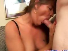 hot curvy older mother banging hard