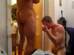 short clip of being drilled hard by dad and seed