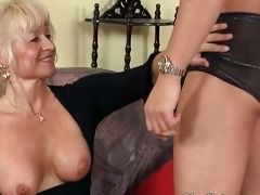 ultra golden-haired mature playgirl t live