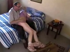 dad and ally spanking.