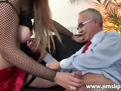 english girl is getting fucked for cash