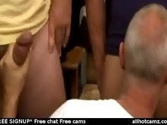 dad goes to college part 1 webcam daddy sex live