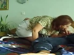 mature hispanic olga fucks a young boy
