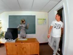 teacher copulates a student