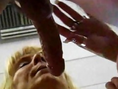 hot mature golden-haired granny anal -