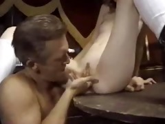 slender beauty gets nice cock