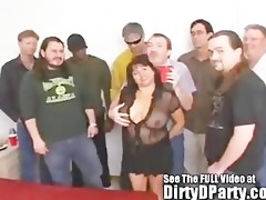 busty mother i susies gang bang bukkake party