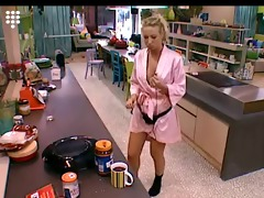 big brother nl girls in undies and sporting