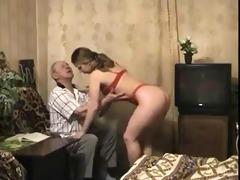 fucking with grandad 1
