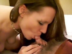sexy woman sucks 82 year old cock