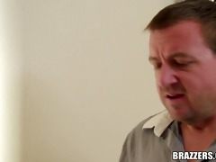 brazzers - keisha show her dad whos boss