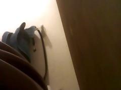 my allies sister in bathroom