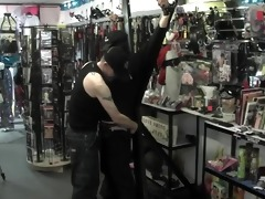 blown and tied in shop - pig daddy productions