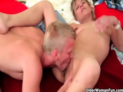 blow your load on mom&#039 s face