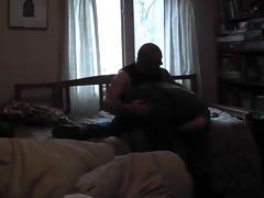 bear and his cub - pig dad productions
