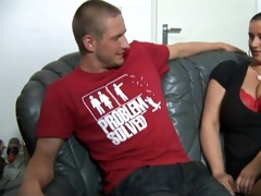 aged dutch mature getting youthful rod 2