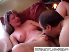 very hot mature amateur loves to fuck