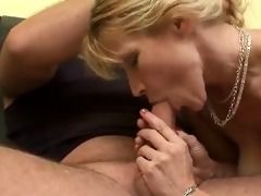 older woman and youthful man - 54
